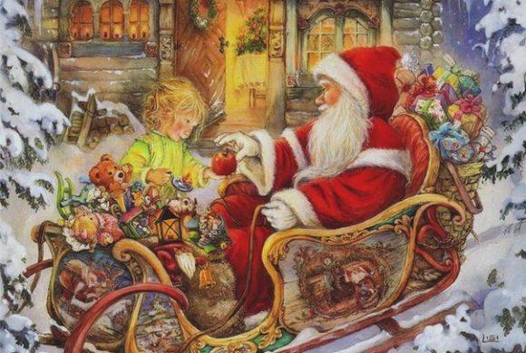 3 и 17.12 в 16:00 Мастерская Деда Мороза