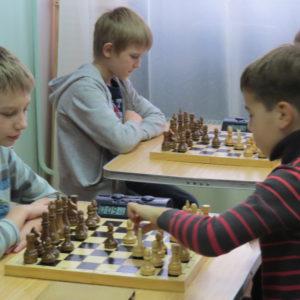 25 марта в 11:00 Шахматный турнир
