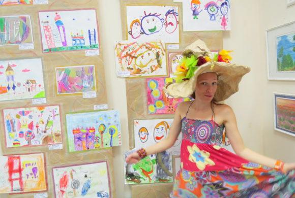Студия свободного творчества с Лизой Чапидзе