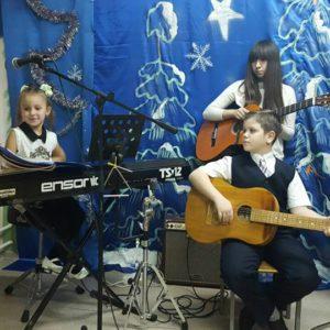 Музыкальная студия на Дубнинской