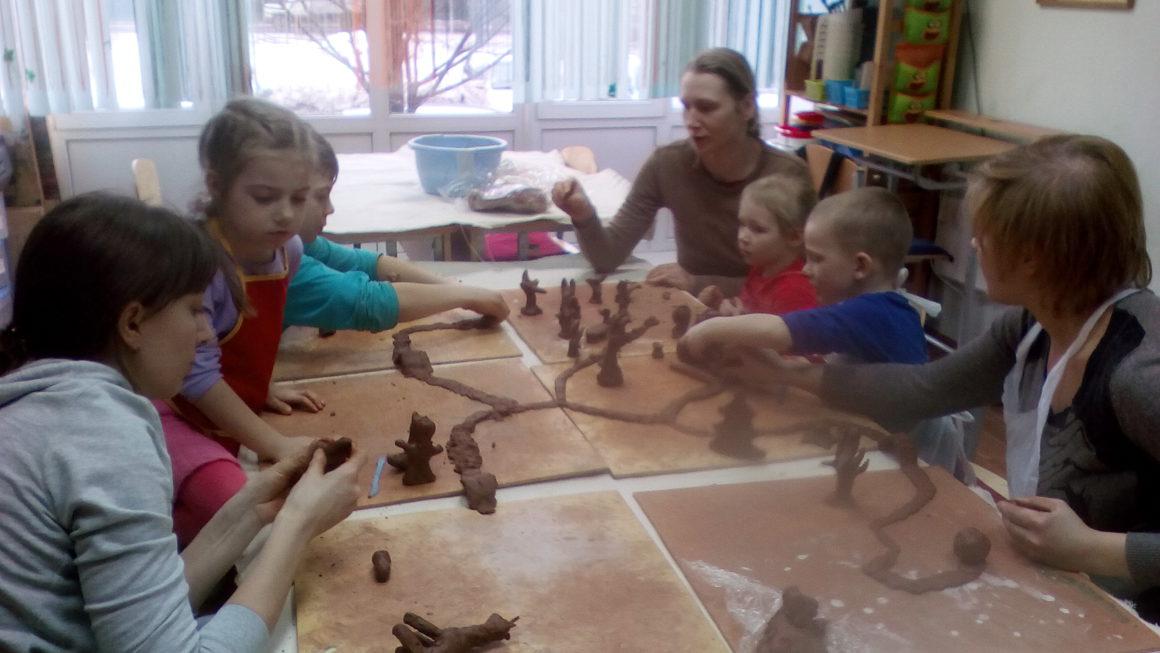 Играем в глину