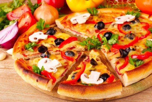 29 октября в 12:00 Готовим пиццу на английском